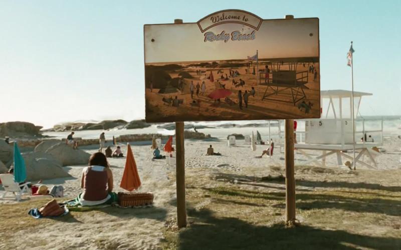 Rocky Beach Strand